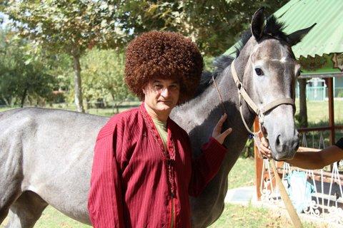 A horsemen