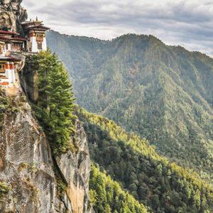 BHUTAN or DRUK YUL, The Land of the Thunder Dragon