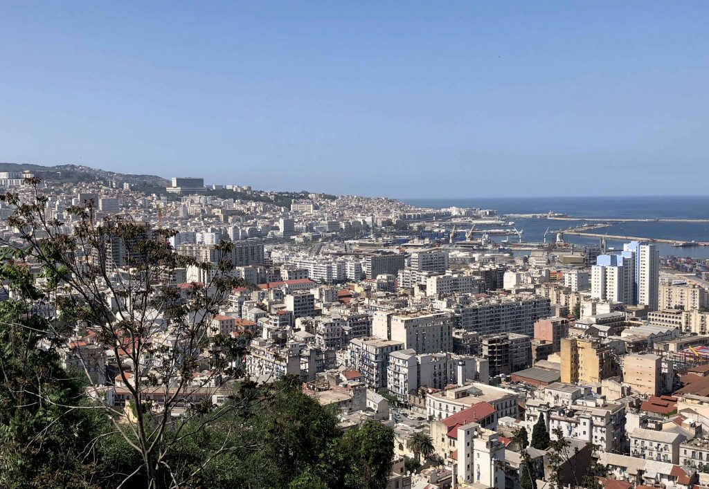 Algiers- the capital