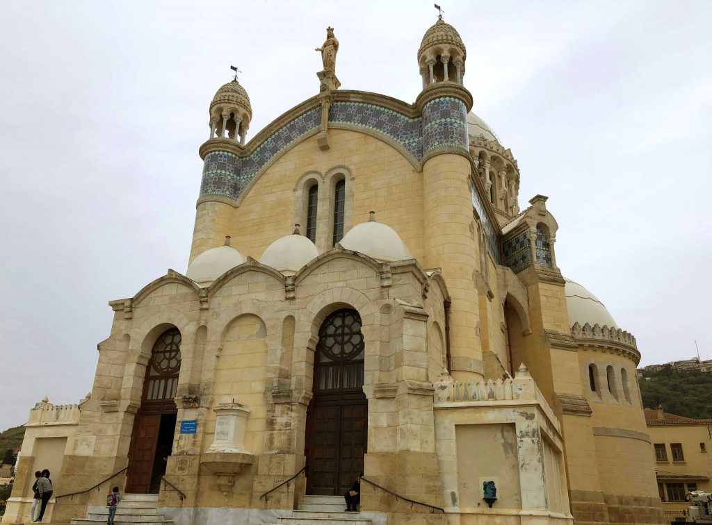Cathédrale du Sacré Cœu